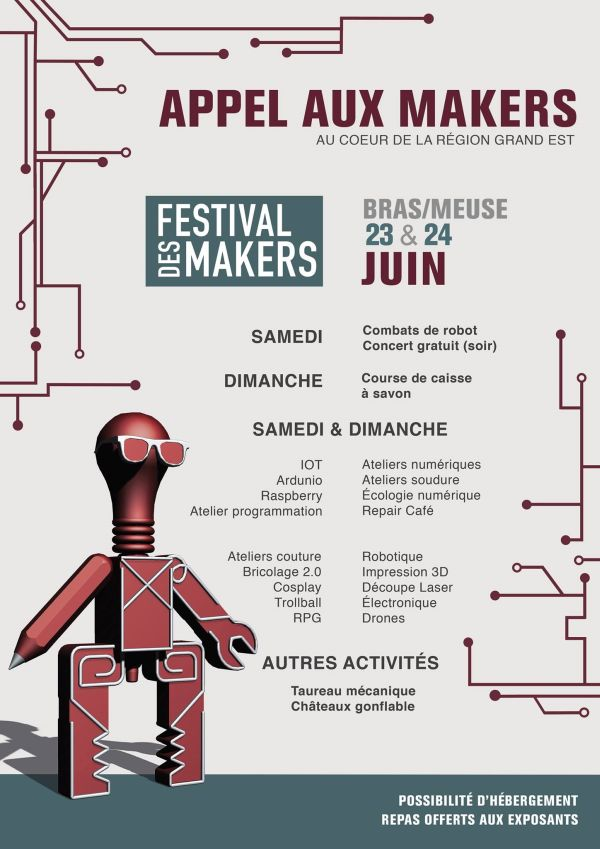 festival des makers
